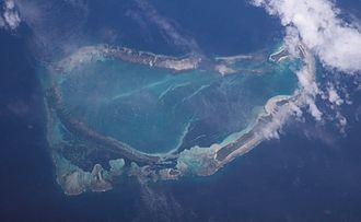 Farquhar Atoll - Image: NASA Farquhar Atoll