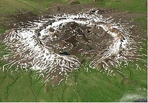 Umnak - Okmok Volcano
