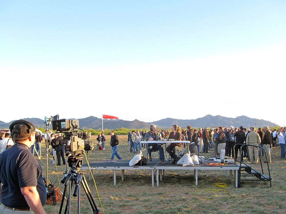 NASA TV Orion Pad Abort 1 White Sands Missile Range