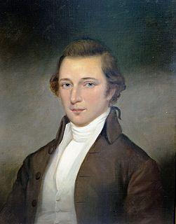 David Stone (politician) American politician