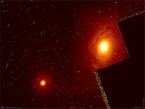 NGC 7603 - Image: NGC7603 HST 606