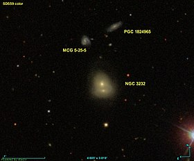 Image illustrative de l'article NGC 3232
