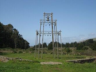 Nicholas Green - Image: NG Bell tower