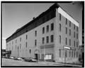 NORTH AND WEST SIDES - Huntley-Hall-Stockton Building, 450 North Trade Street, Winston-Salem, Forsyth County, NC HABS NC,34-WINSA,21-7.tif