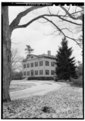 NORTH FRONT - Lorenzo Mansion, Cazenovia, Madison County, NY HABS NY,27-CAZNO,1-2.tif
