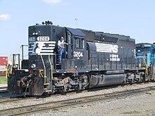 EMD SD40-2 - Wikipedia