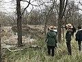 NTIR Staff explain details about Rock Creek Crossing in Council Grove, KS - 6 (66b52f0bbb1846bc9a8b55825e7de719).JPG