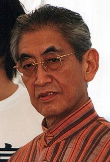 Japanese film director and screenwriter