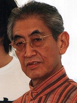 Nagisa Oshima - Oshima in 2000