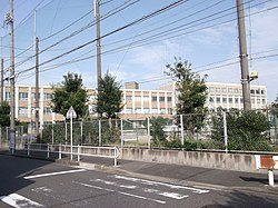 Nagoya City Komei Junior High School 20140930.JPG