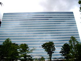Nakano central park south building 2012.jpg