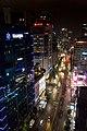Namdaemun-ro, Seoul at night.jpg