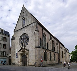 Church of Saint-François-des-Cordeliers - Church of Saint-François-des-Cordeliers in Nancy
