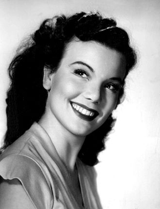 Nanette Fabray - Fabray in 1950