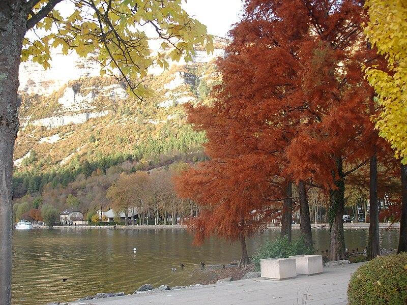 File:Nantua Vue du lac1.JPG