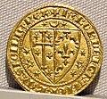 Napoli, carlo d'angiò, oro, 1278-1285, 01.JPG