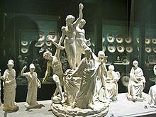 Porcellana di capodimonte wikipedia