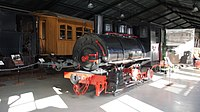 Narrow gauge railway museum in La Pobla de Lillet 07.JPG