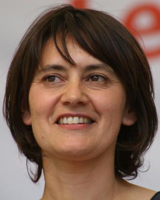 Lutte Ouvrière - Nathalie Arthaud