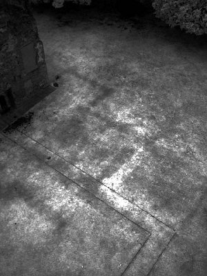 West Lothian Archaeological Trust - A near infra-red kite aerial photo outlining the foundations of a building at Rufford Abbey in Nottinghamshire: http://www.armadale.org.uk/rufford.htm