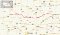 Nebraska Highway 22 map.png