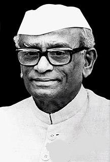 Neelam Sanjiva Reddy Sixth President of the Republic of India