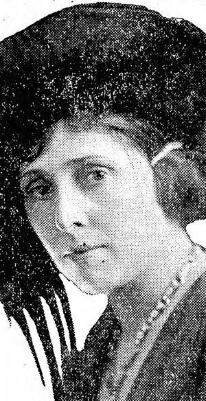 Nellie Griswold Francis - Francis c. 1921