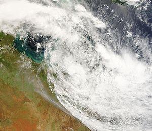 2006–07 Australian region cyclone season - Image: Nelson 07 feb 2007 0045Z