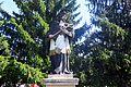 Nepomuki Szent János-szobor (közeli), Nagybaracska.JPG