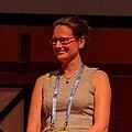 Nerida Wilson SCAR 2016 Wikibomb Committee Presentation (cropped).jpg