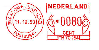 Netherlands stamp type I9.jpg