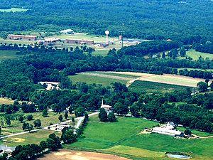 New Braintree, Massachusetts - New Braintree Center