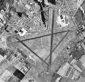 New Castle Air National Guard Base - New Castle Air Force Base, 1954