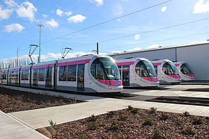 New Midland Metro trams (14960892188)