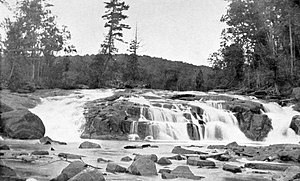 Raquette River - Image: New York State Museum bulletin (1917) (14778482391)