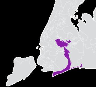 New Yorks 15th State Senate district American legislative district