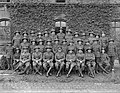 New Zealand ordnance staff at Mulheim, Germany, 1919 (21662533786).jpg