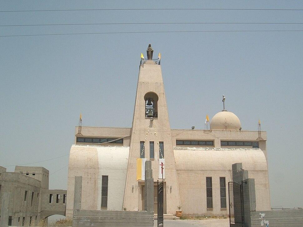 New maron church nazareth