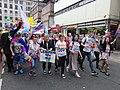 Nicola Sturgeon leading the Pride parade at Glasgow Pride 2018 2.jpg