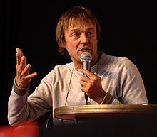 alt=Description de l'image Nicolas Hulot - Huma 2008, 6415 (cropped).jpg.