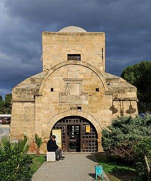Kyrenia Gate - The Kyrenia Gate.