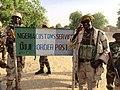 Nigerien soldiers at the Nigerian Border, near Diffa, 2015.jpg