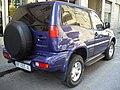 Nissan Terrano II rear.JPG