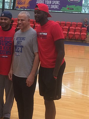 James Ennis (basketball) - Ennis in July 2017