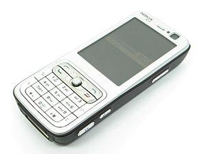 Nokia N73 - Image: Nokia N73