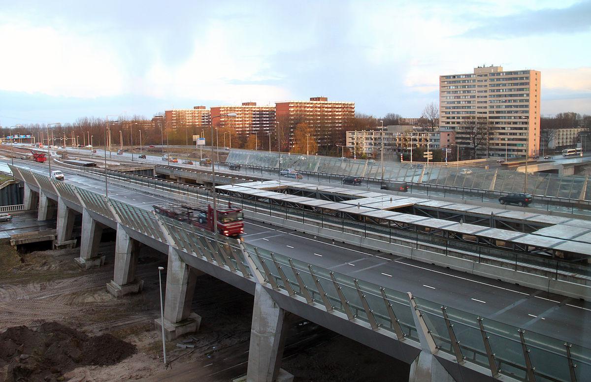Noord metro station wikipedia for B b amsterdam