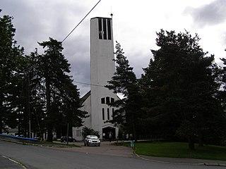 Nordberg Church (Oslo) Church in Oslo, Norway
