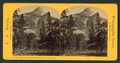 North Dome, height 3,568 feet,Yo Semite Valley, Cal, by Reilly, John James, 1839-1894.png