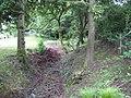 Northchurch, Marlin Chapel Farm moat - geograph.org.uk - 1413299.jpg