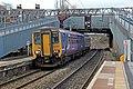 Northern Rail Class 156, 156452, Mossley Hill railway station (geograph 3819682).jpg